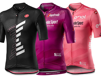 Save Up To 50% Castelli Giro Jerseys