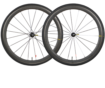 Save 30% Mavic Cosmic Carbon UST Road Wheelset