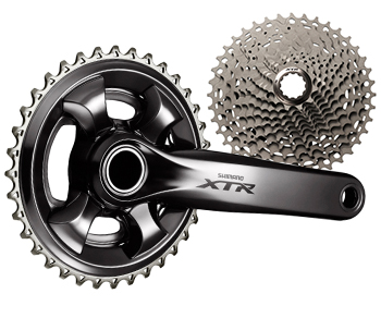 Save Up To 53% Shimano XTR Components