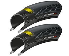Save Up To 30% Continental GP5000 Tyres