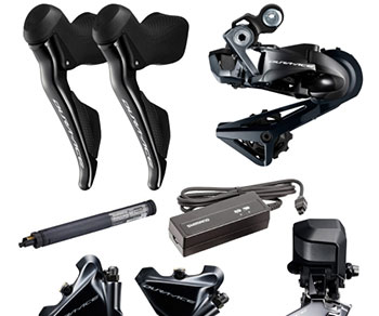 Save Up To 35% Shimano Dura Ace R9170 Gear Kit