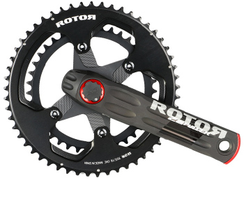 Extra 10% Off Rotor 2inPower Chainset