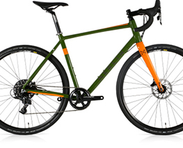 Save 33% Merlin Malt G1X Gravel Bike