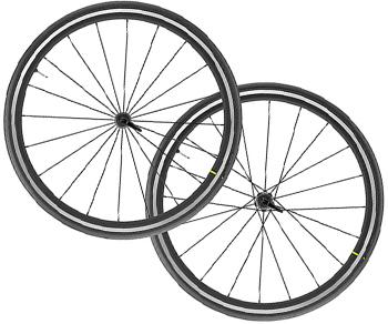 Mavic Road Wheelsets