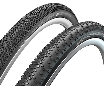Save Up To 54% Schwalbe G-One Gravel Tyres