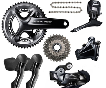 Save Up To 48% Shimano Groupset